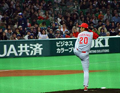 WBC - Nagakawa(Carp)