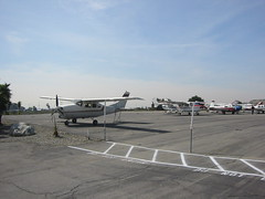 Cable Airport planes