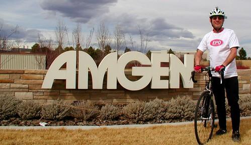 Amgen in Longmont