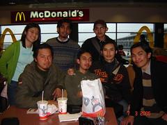 Bersama Kucop, Zaihan (Chong), Zaid & Elle kat Dublin Airport