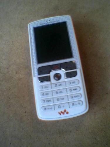 Sony-Ericsson W800i