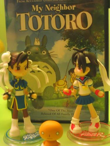 oh no, totoro!