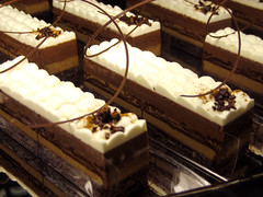 chocolate cake thing