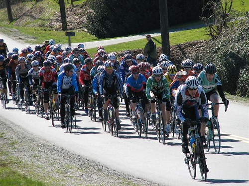 bicycle race in Aldergrove