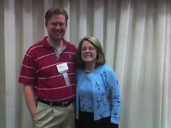 Janet Swenson & Wesley Fryer