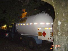 bomba estacionada a noite1