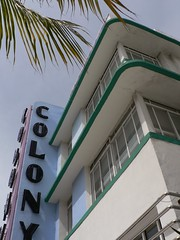 Colony Hotel, Miami, Florida