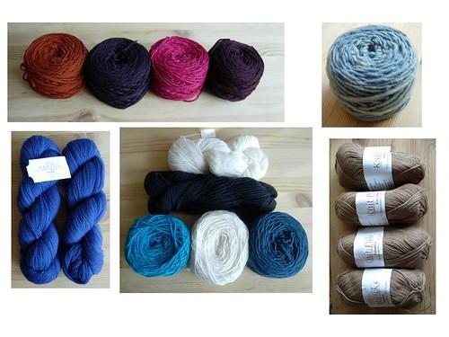 Random Yarn 4/6
