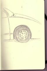 Jamie's car