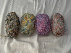 Single Dancing Yarn