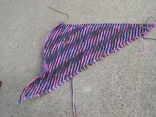 shadow shawl