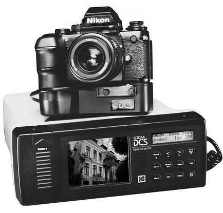 Kodak DCS100