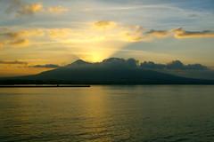 Sunrise over Mt. Vesuvius