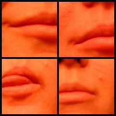 many lips