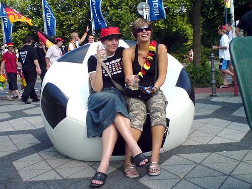 WM-Halbfinale in Dortmund 07