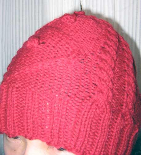 Hermione hat detail