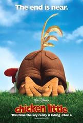 Chicken Little: Disney responde a Pixar