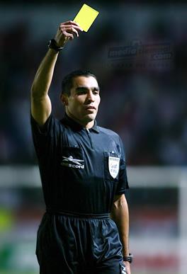 mi arbitro favorito de la liga Mexicana