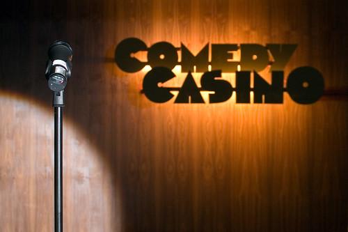 Comedy Casino!