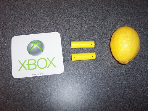 XBOX = Lemon