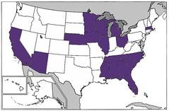 running states
