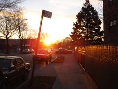 7:34 - Starting My Walk
