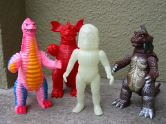 Kaiju Group Shot