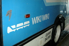 WikiWikiBus side