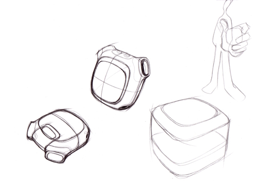 马克笔+彩铅产品手绘图经典步骤教程 ( 2006-11-20 21:18 )