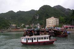 Cat Ba Island Pier