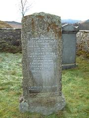 Alexander Stewart's Grave