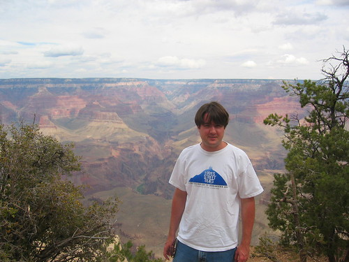 grand canyon and me