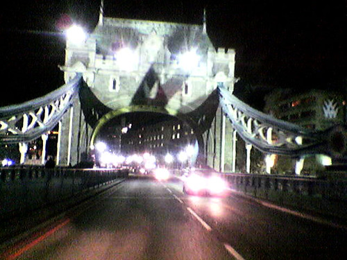 Tower Bridge Ghost