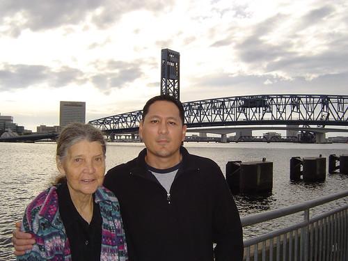 Grandma and Rich