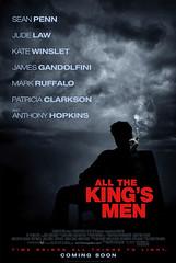 Se retrasa (mucho) el estreno de 'All The King's Men'