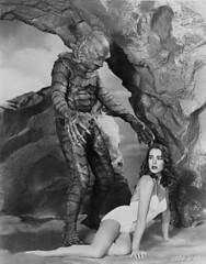 """Remake de """"La mujer y el monstruo"""""""