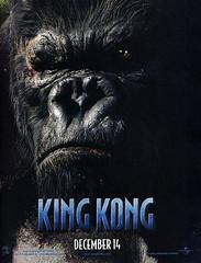 Primer póster y cambios en King Kong