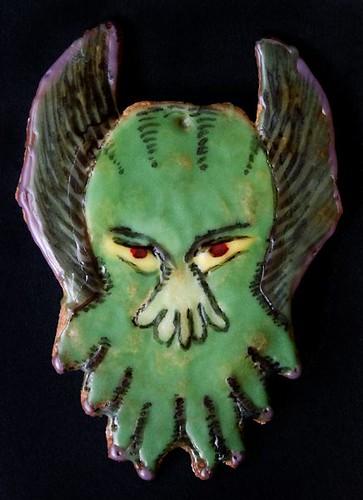 Cthulhu Christmas Cookies - Cthulhu