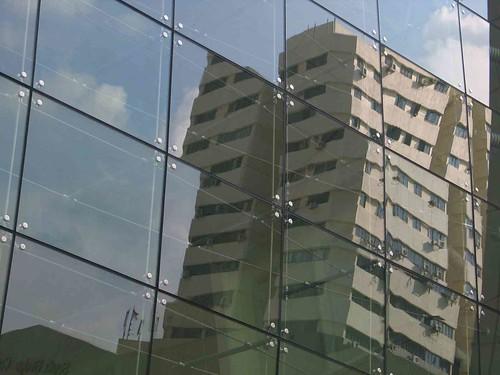 Disjointed Buildings