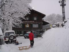 Berggasthaus Hörnli
