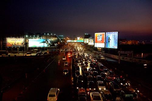 Traffic Snarl