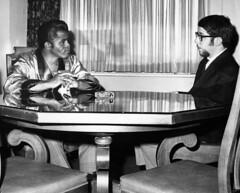 Me, Age 20, James Brown, Watergate Hotel, Washington, DC