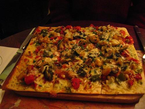 ピザもどき