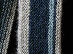alpaca scarf 12.05 stitch detail