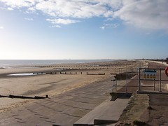 Christmas Day at Dymchurch