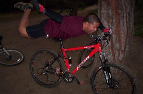 RL mtn biking