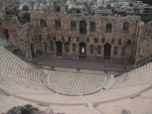greece its theatre Sources everything we think we know from the ancient greek theatre, and about the origins of theatre, comes from the following sources.
