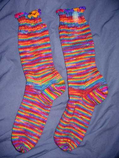 Toasty Toes Socks