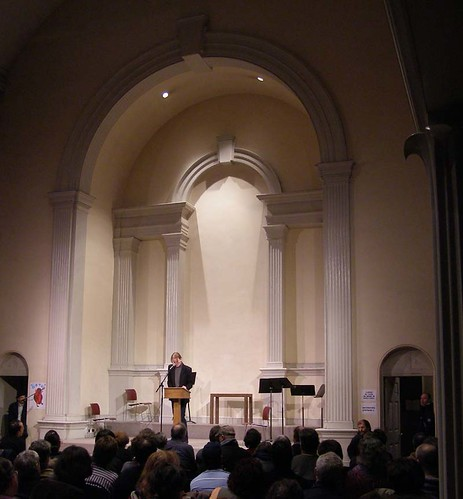 Jim Carroll reading at the St. Mark's Poetry Project