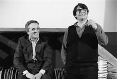 Silvano Agosti e Marco Bellocchio